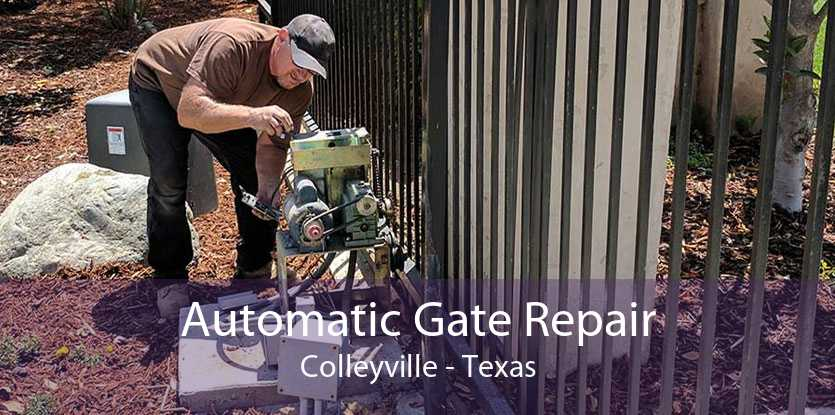 Automatic Gate Repair Colleyville - Texas