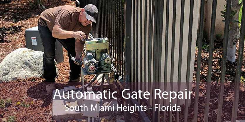 Automatic Gate Repair South Miami Heights - Florida