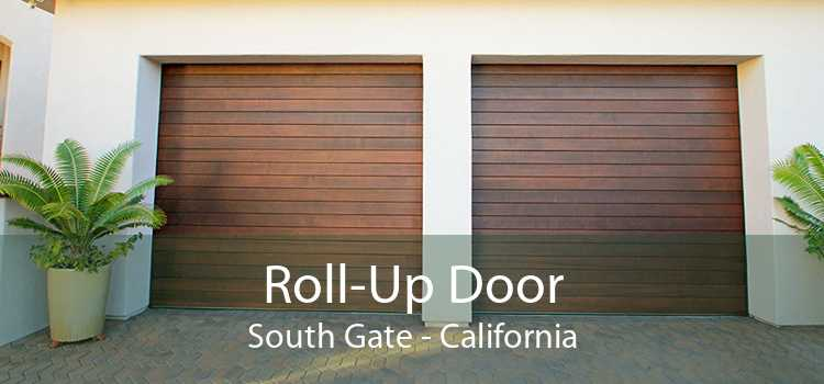 Roll-Up Door South Gate - California